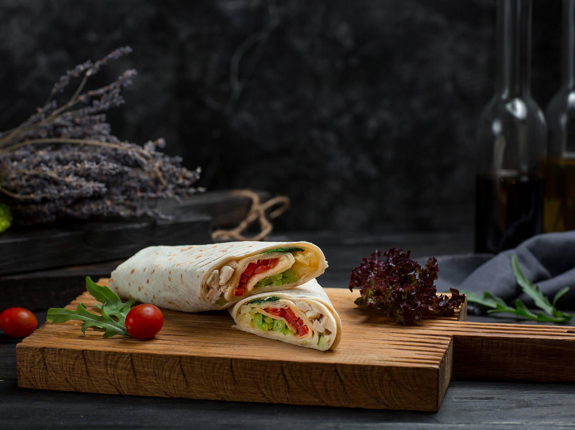 Wraps lunch boelaars raamsdonksveer geertruidenberg