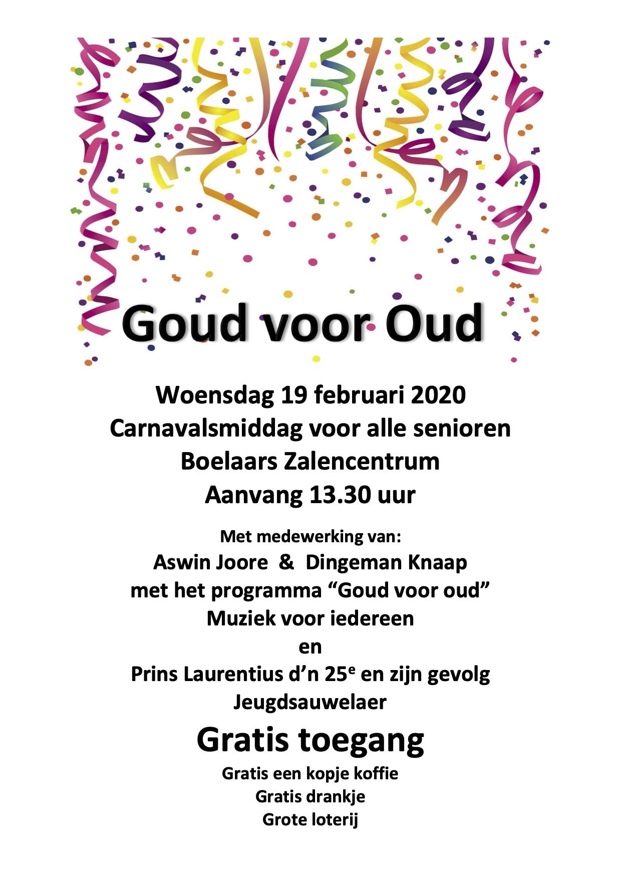 carnaval 2020 poster